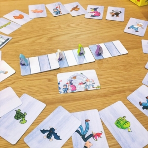おばけの試験カードゲーム