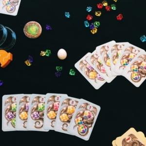 きらめく財宝:ドラゴンの卵