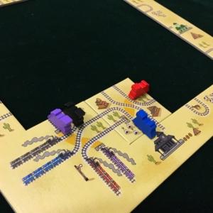 汽車は進むよ、ボードゲーム