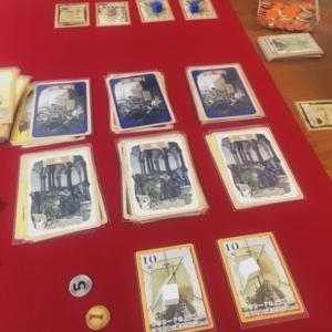 交易王、ボードゲーム