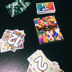 エスカレーション!、カードゲーム、ボードゲーム